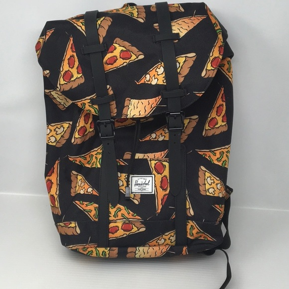 8c91f419486f Herschel Supply Company Handbags - Herschel Pizza Backpack